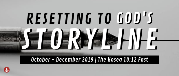Hosea 10-12 Fast Banner