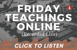 Friday Teaching Online (3)