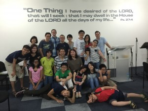 Having Just Concluded IHOP Internship III Last Week, We Are Once Again  Getting Back Into The Grind And Routine Of Life At The House Of Prayer.