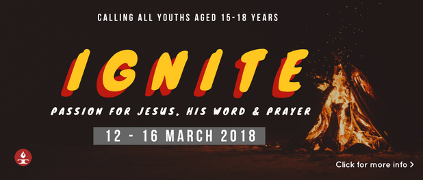 Ignite banner with click