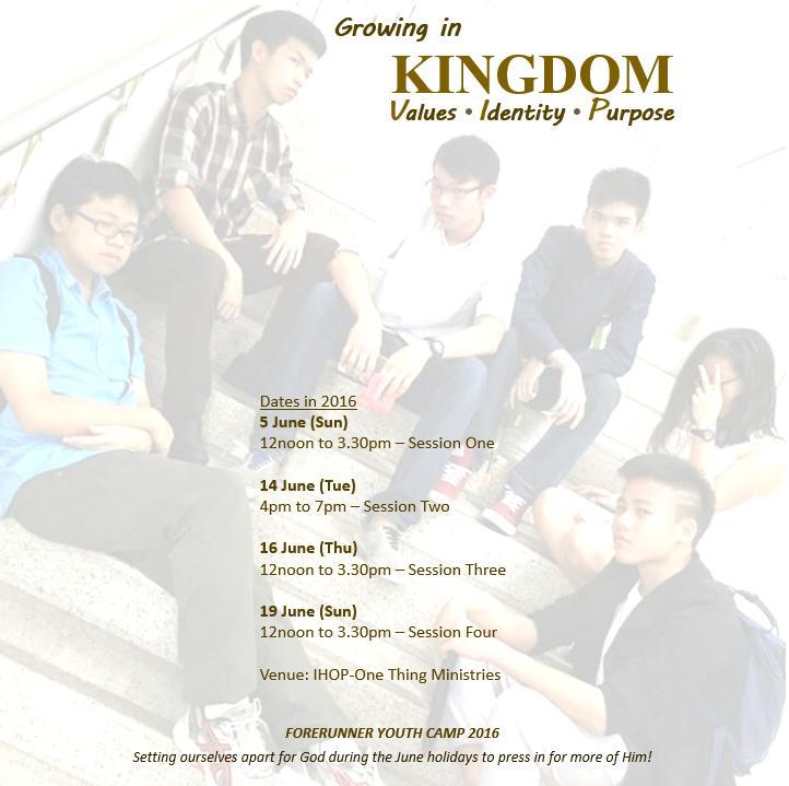 kingdom camp